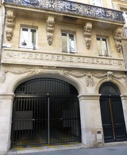 Façade art nouveau à Bordeaux. Source : http://data.abuledu.org/URI/5826faca-facade-art-nouveau-a-bordeaux