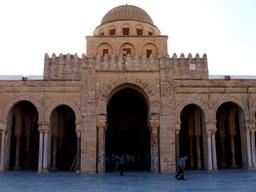 façade de mosquée. Source : http://data.abuledu.org/URI/5022f706-facade-de-mosquee