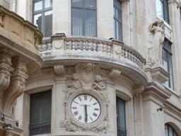 Façade des Nouvelles Galeries à Bordeaux. Source : http://data.abuledu.org/URI/503d2690-facade-des-nouvelles-galeries-a-bordeaux
