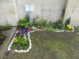 Façade nord l'église de Pujols-sur-Ciron. Source : http://data.abuledu.org/URI/58dae3c3-facade-nord-l-eglise-de-pujols-sur-ciron