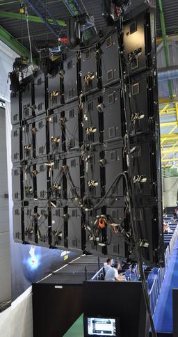 Face arrière d'un écran géant. Source : http://data.abuledu.org/URI/5885323f-face-arriere-d-un-ecran-geant