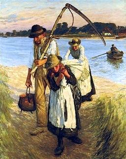 Famille de moisonneurs. Source : http://data.abuledu.org/URI/47f4beb2-famille-de-moisonneurs