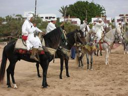 Fantasia berbère. Source : http://data.abuledu.org/URI/529efa67-fantasia-berbere