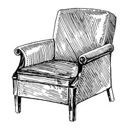 Fauteuil. Source : http://data.abuledu.org/URI/53b959b2-fauteuil