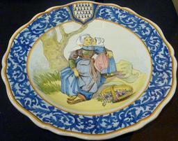 Femme et enfant de La Feuillée. Source : http://data.abuledu.org/URI/585886be-femme-et-enfant-de-la-feuillee