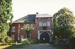 Ferme castrale de Hermalle-sous-Huy. Source : http://data.abuledu.org/URI/5454d2db-ferme-castrale-de-hermalle-sous-huy