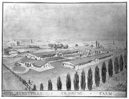 Ferme coloniale en Australie. Source : http://data.abuledu.org/URI/51fa07d8-ferme-coloniale-en-australie