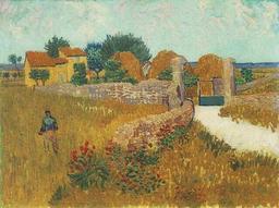 Ferme en Provence. Source : http://data.abuledu.org/URI/51c93583-ferme-en-provence