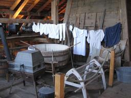 Ferme Jacquemot, la lessive. Source : http://data.abuledu.org/URI/54a49abd-ferme-jacquemot-la-lessive