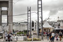 Fête de la musique 2016 à Brest. Source : http://data.abuledu.org/URI/594b79f0-fete-de-la-musique-2016-a-brest