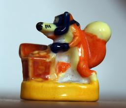 Fève en porcelaine. Source : http://data.abuledu.org/URI/52c661c4-feve-en-porcelaine