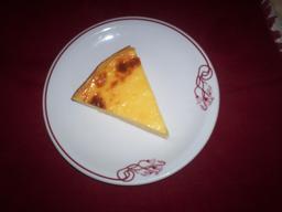 Flan pâtissier. Source : http://data.abuledu.org/URI/50a6662f-flan-patissier