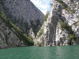 Fleuve de la Drin en Albanie. Source : http://data.abuledu.org/URI/556158c0-fleuve-de-la-drin-en-albanie
