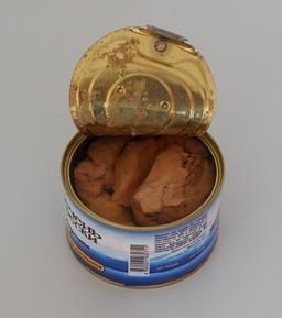 Foie de morue russe en boite. Source : http://data.abuledu.org/URI/54170589-foie-de-morue-russe-en-boite