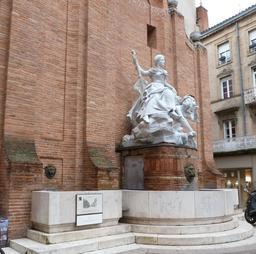 Fontaine Boulbonne à Toulouse. Source : http://data.abuledu.org/URI/5828d66f-fontaine-boulbonne-a-toulouse
