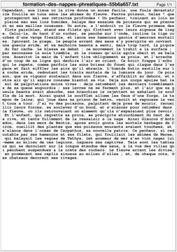 Formation des nappes phréatiques. Source : http://data.abuledu.org/URI/55b6a657-formation-des-nappes-phreatiques
