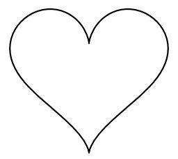 Formule algébrique d'un coeur. Source : http://data.abuledu.org/URI/5330be4a-formule-algebrique-d-un-coeur