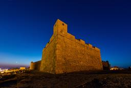 Fort Bordj el Kebir en Tunisie. Source : http://data.abuledu.org/URI/5935e08b-fort-bordj-el-kebir-en-tunisie