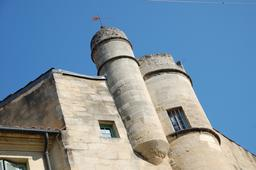 Fort d'Uzès. Source : http://data.abuledu.org/URI/5909d168-fort-d-uzes