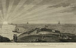 Fort Royal en 1768. Source : http://data.abuledu.org/URI/52962727-fort-royal-en-1768