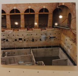 Fouilles archéologiques au Palais de la Berbie à Albi. Source : http://data.abuledu.org/URI/59c1ca0e-fouilles-archeologiques-au-palais-de-la-berbie-a-albi