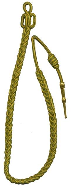 Fourragère de la Médaille Militaire. Source : http://data.abuledu.org/URI/538ec32d-fourragere-de-la-medaille-militaire
