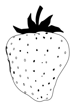 Fraise. Source : http://data.abuledu.org/URI/50265031-fraise