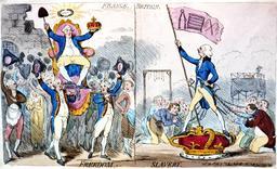 France-Angleterre sous la Révolution Française. Source : http://data.abuledu.org/URI/52106f4e-france-angleterre