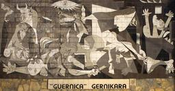 Fresque de Guernica. Source : http://data.abuledu.org/URI/544c2506-fresque-de-guernica