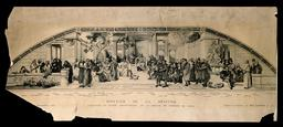 Fresque de l'histoire de la médecine. Source : http://data.abuledu.org/URI/56c71a6d-fresque-de-l-histoire-de-la-medecine-