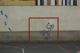 Fresque scolaire du basketteur. Source : http://data.abuledu.org/URI/587b8462-fresque-scolaire-du-basketteur