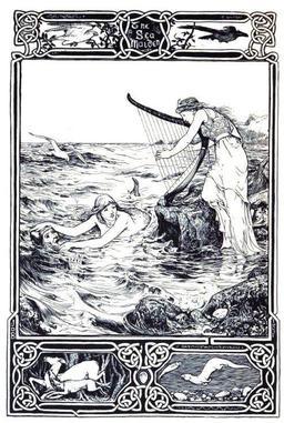 Frontispiece des contes celtiques. Source : http://data.abuledu.org/URI/5196b2f4-frontispiece-des-contes-celtiques