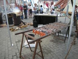 Fumage de poisson à l'ancienne. Source : http://data.abuledu.org/URI/52e4485f-fumage-de-poisson-a-l-ancienne