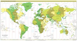 Fuseaux horaires. Source : http://data.abuledu.org/URI/5096a51b-fuseaux-horaires