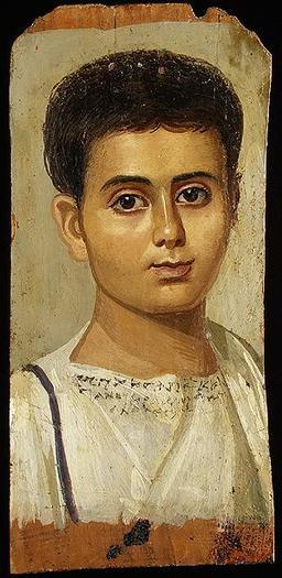 Garçon égyptien. Source : http://data.abuledu.org/URI/502adacf-garcon-egyptien