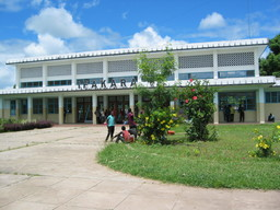 Gare d'Ifakara en Tanzanie. Source : http://data.abuledu.org/URI/52d6df78-gare-d-ifakara-en-tanzanie