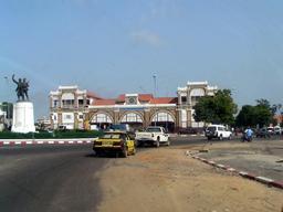 Gare de Dakar. Source : http://data.abuledu.org/URI/54e34c94-gare-de-dakar