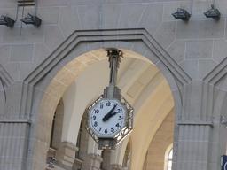 Gare de l'Est à Paris. Source : http://data.abuledu.org/URI/581a22b2-gare-de-l-est-a-paris