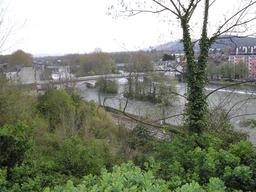 Gave de Pau à Pau. Source : http://data.abuledu.org/URI/516fa274-gave-de-pau-a-pau
