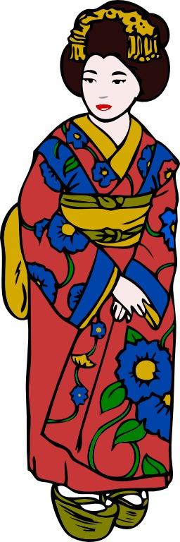 Geisha. Source : http://data.abuledu.org/URI/504aefcf-geisha