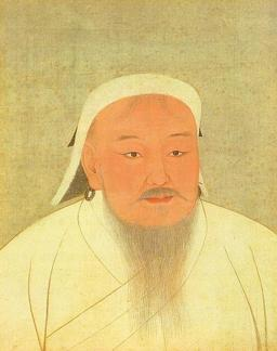 Genghis Khan. Source : http://data.abuledu.org/URI/50eacde3-genghis-khan