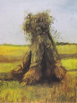 Gerbes de blé. Source : http://data.abuledu.org/URI/51c93b4d-gerbes-de-ble