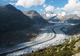 Glacier Aletsch en Suisse. Source : http://data.abuledu.org/URI/52bf232d-glacier-aletsch-en-suisse