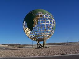 Globe de Saragosse. Source : http://data.abuledu.org/URI/582e8d38-globe-de-saragosse