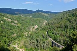 Gorges de l'Allier. Source : http://data.abuledu.org/URI/555b1e8c-gorges-de-l-allier