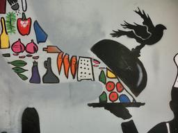 Graffiti de maître d'hôtel. Source : http://data.abuledu.org/URI/537e29d8-graffiti-de-maitre-d-hotel