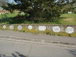 Graffiti des étapes de l'évolution de 5 à 11. Source : http://data.abuledu.org/URI/537e4f7a-graffiti-des-etapes-de-l-evolution-de-1-a-7