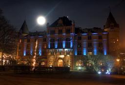 Grand Hotel de Lund en Suède. Source : http://data.abuledu.org/URI/52b9ad07-grand-hotel-de-lund-en-suede