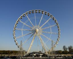 Grande Roue de Paris. Source : http://data.abuledu.org/URI/53e3a548-grande-roue-de-paris