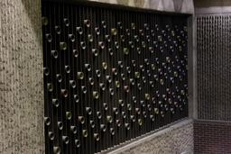 Grille d'aération stylisée à Montréal. Source : http://data.abuledu.org/URI/597804f3-grille-d-aeration-stylisee-a-montreal